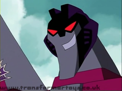 how to draw transformers animated starscream